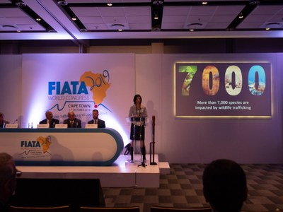 FIATA Launches Digital Course for Freight Forwarders to Prevent Wildlife Trafficking