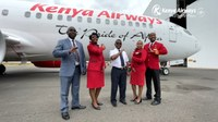 Kenya Airways and ROUTES partner in a campaign to protect African wildlife