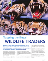 Trapping Illegal Wildlife Traders